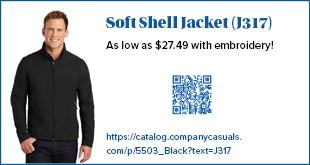 soft shell jacket
